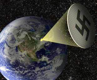 Космическая Станция Фашистской Германии им. Адольфа Гитлера