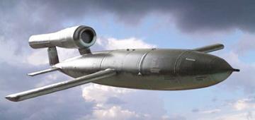 """Крылатая ракета """"Фау-1"""""""
